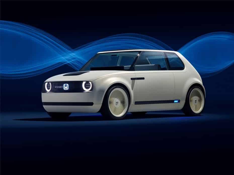 Honda Urban EV Concept: Queremos un utilitario como este en el mercado ¡Y lo tendremos!