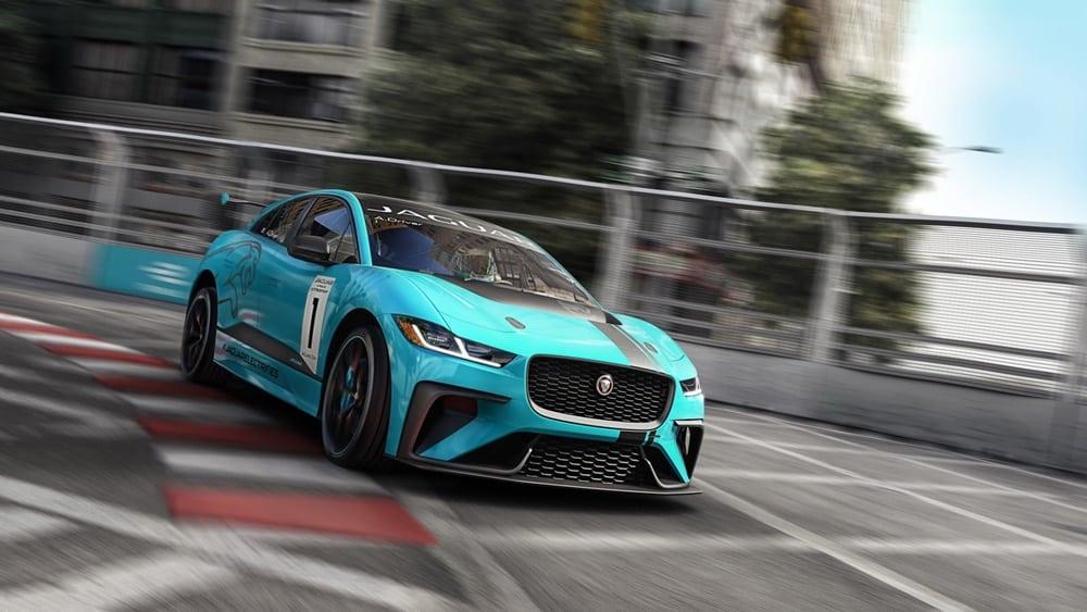 Jaguar I-PACE eTROPHY: Una competición exclusiva y paralela a la Fórmula E promocionará el SUV eléctrico