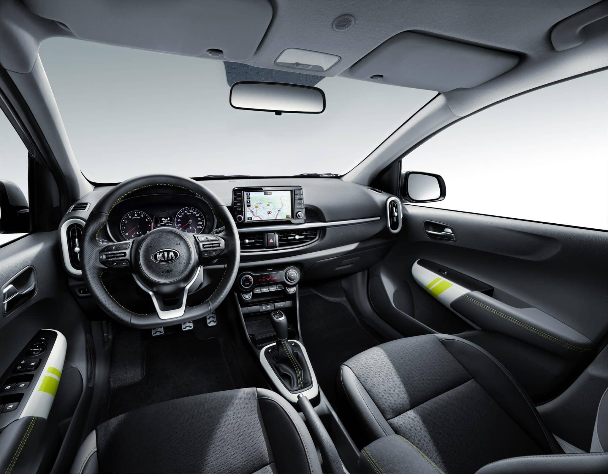Ya a la venta el Kia Picanto X-Line en España: Con motor turbo