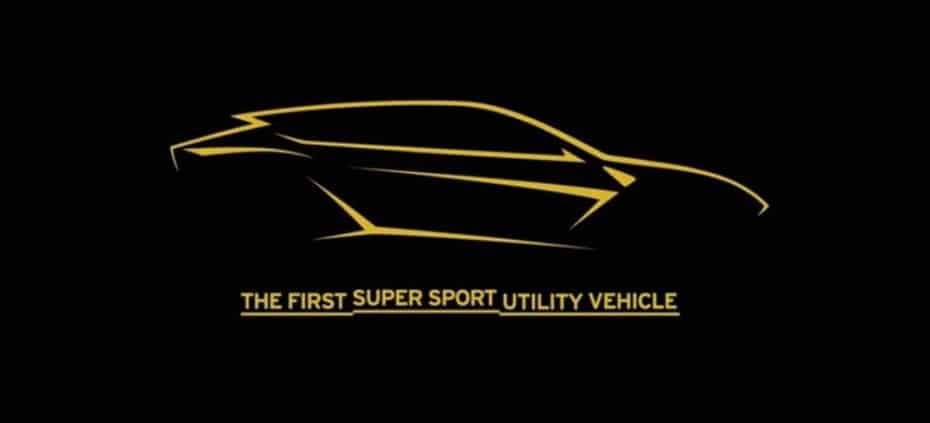 Anota el 4 de diciembre en tu calendario: Llega el Urus, el 'Super Sport Utility Vehicle' de Lamborghini