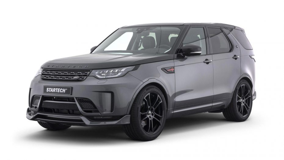 Startech le ha echado mano al Land Rover Discovery, y el resultado es imponente