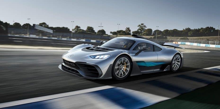 Olvídate de especular con el Mercedes-AMG Project ONE: Los de la estrella se ponen serios