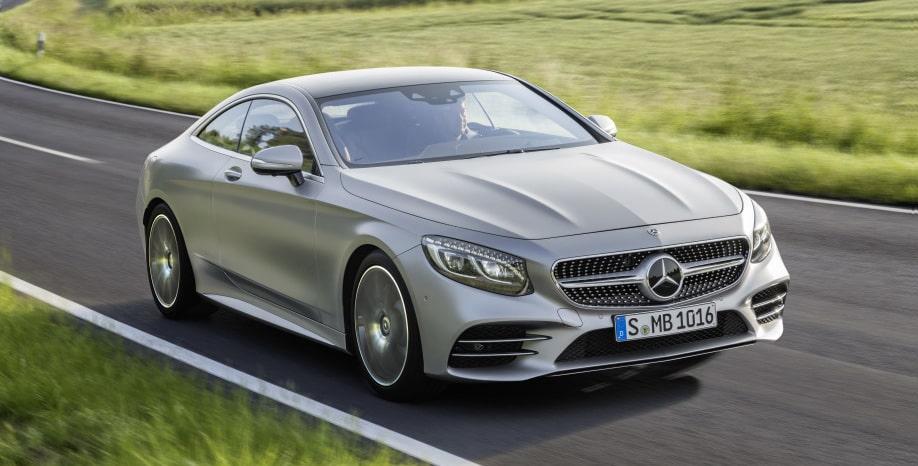 Mercedes-Benz Clase S Coupé y Cabrio 2018: Lujo y exclusividad renovados con mucha tecnología