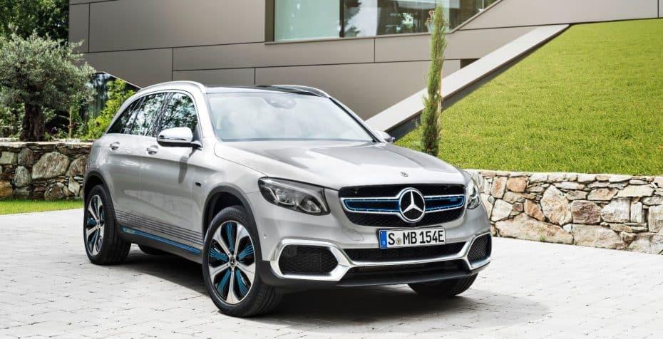 Mercedes-Benz GLC F-CELL: La estrella reinventa la pila de combustible, la hace más compacta y más asequible