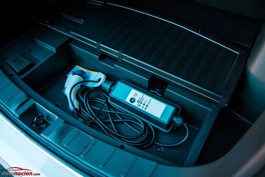 cable para cargar coche eléctrico