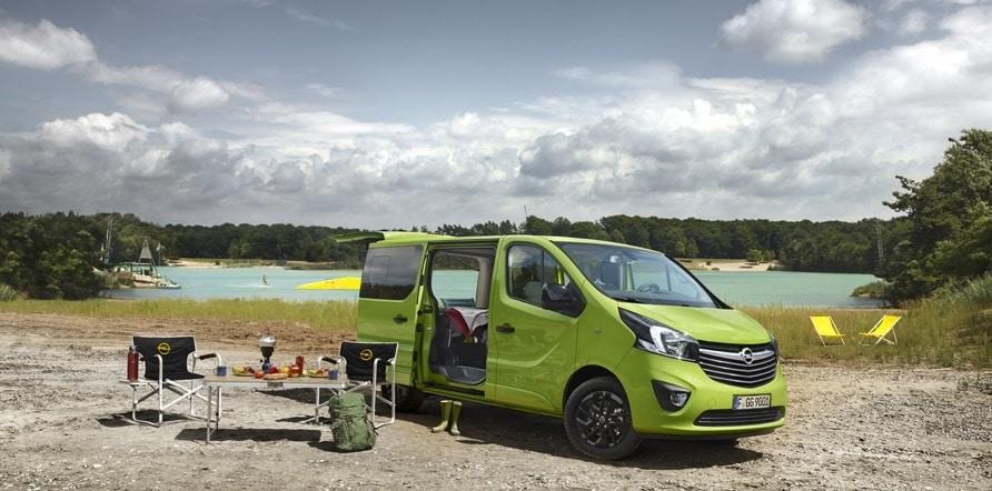 Llega el Opel Vivaro Life: Parece que los hoteles sobre ruedas se están poniendo de moda