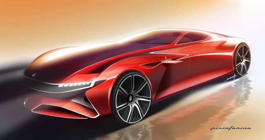 ¿Lo último de Pininfarina? El Vision Concept es todo un 'yate' para la carretera con mucha clase