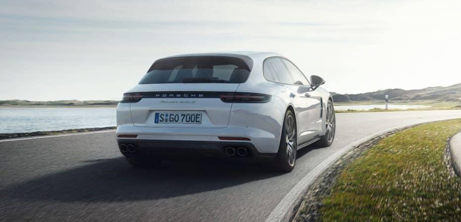 Panamera Turbo S E-Hybrid Sport Turismo: La combinación perfecta entre lo familiar y lo híbrido