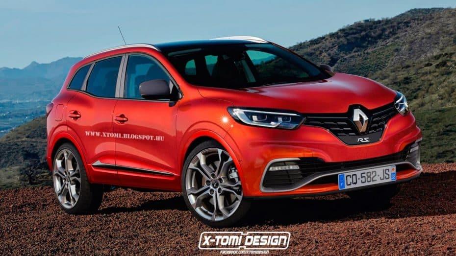 ¿Y si los planes de Renault Sport incluyen algo más que Clio y Mégane?