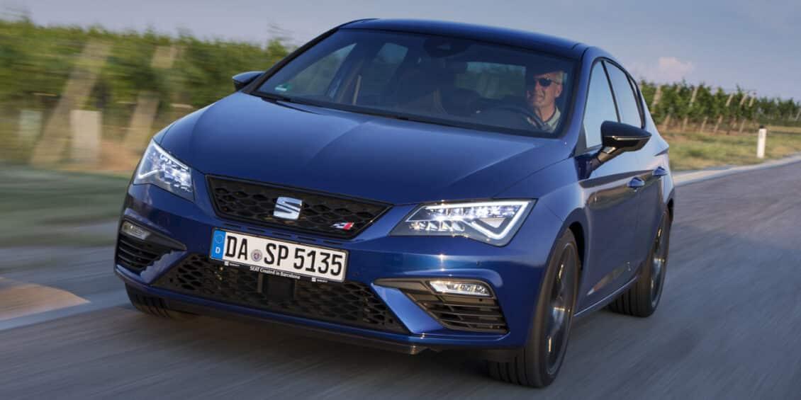 Dossier, los 75 modelos más vendidos en Alemania durante agosto: El SEAT León, séptimo más demandado