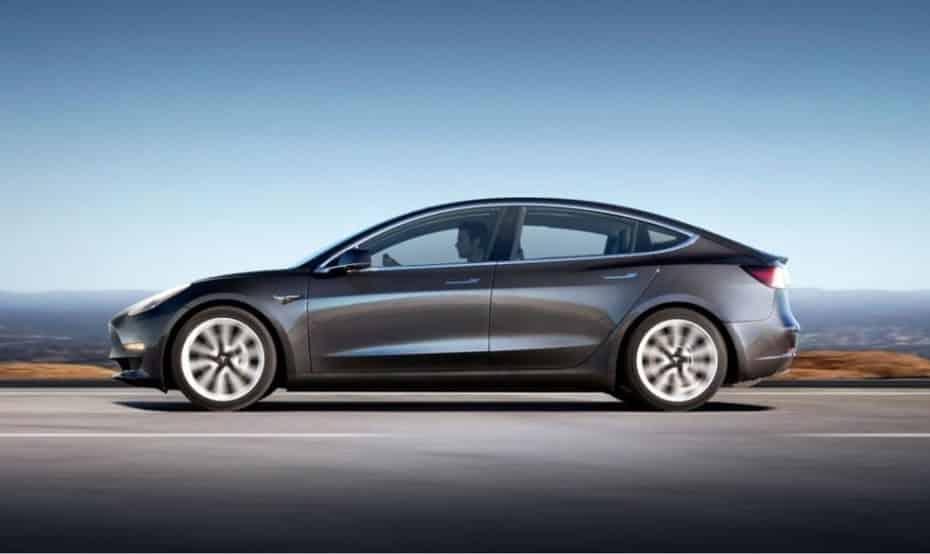 La producción del Tesla Model 3 crece de nuevo: Hasta 9.766 unidades en tres meses