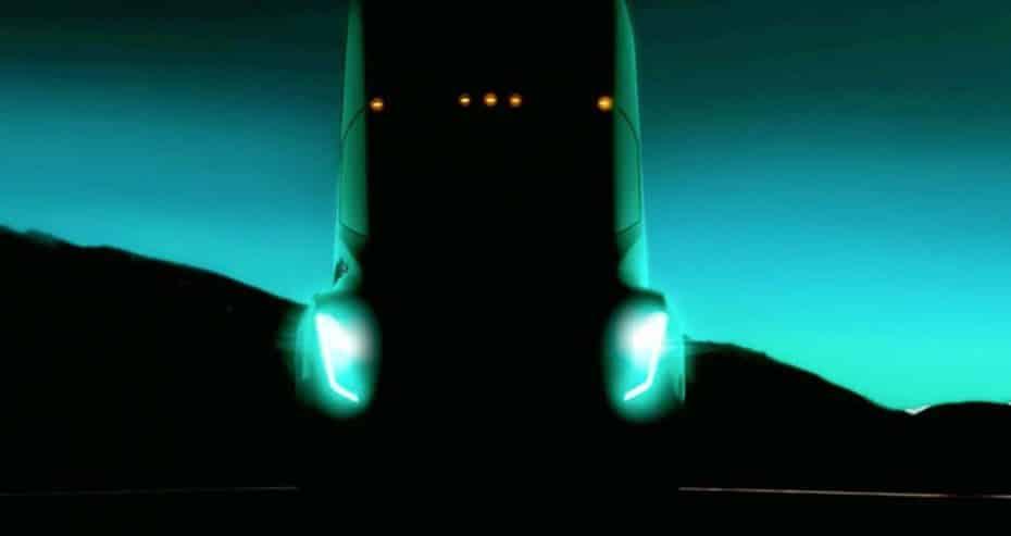 Atento camionero, la bestia eléctrica del transporte de Tesla ya tiene fecha de presentación…