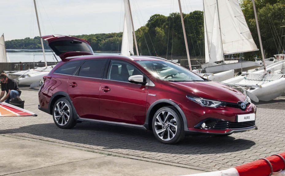 Así es la versión 'Freestyle' del Toyota Auris Touring Sports: Para familias con estilo