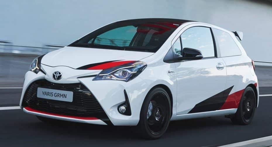 Por fin conocemos todos los detalles del Toyota Yaris GRMN: 400 unidades por casi 30.000 euros…