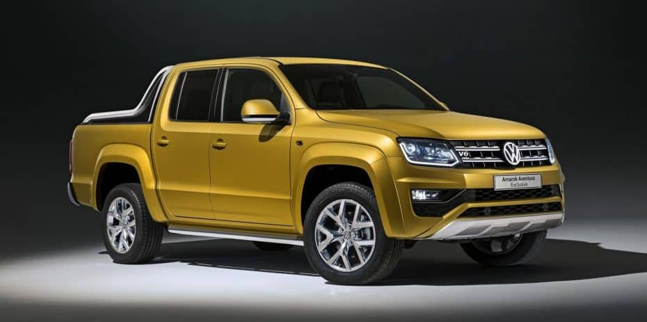 Volkswagen Amarok Aventura Exclusive: Un concept que esconde 258 CV y mucha garra