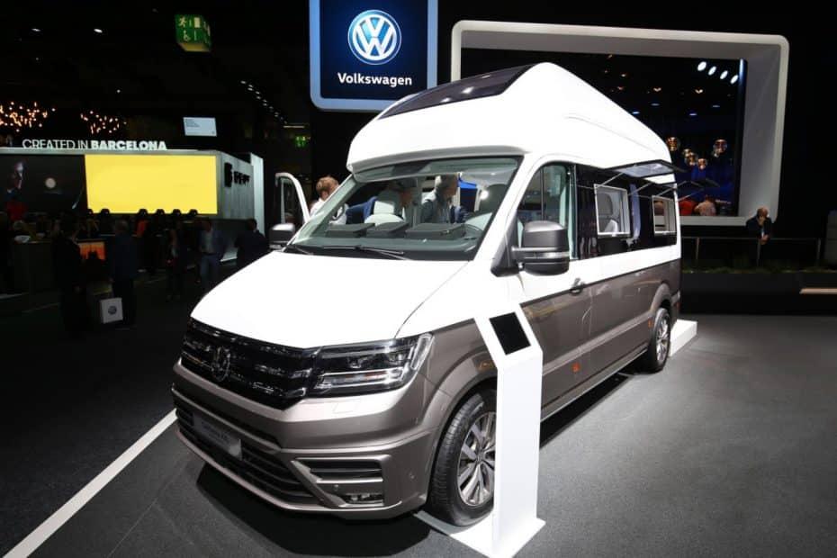 La Volkswagen California XXL es una pasada: Aquí las pruebas de ello