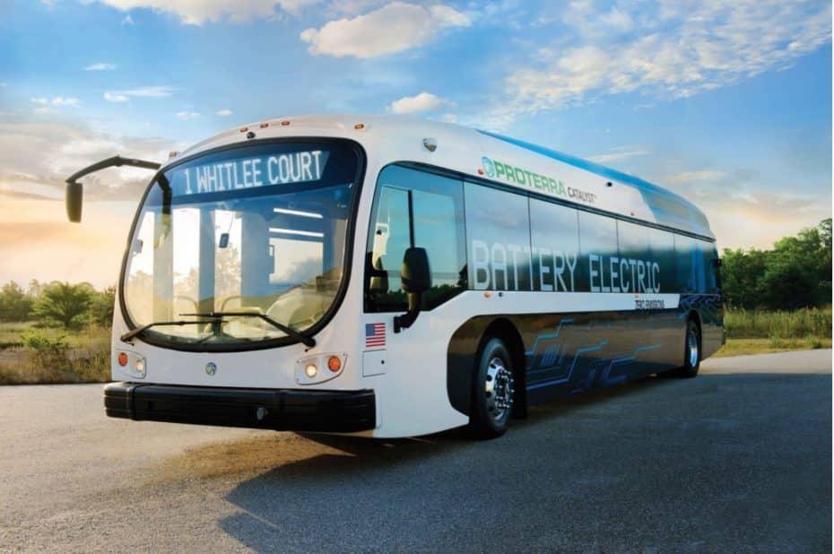 Proterra Catalyst E2: Te presentamos el primer autobús eléctrico con 1.770 kilómetros de autonomía