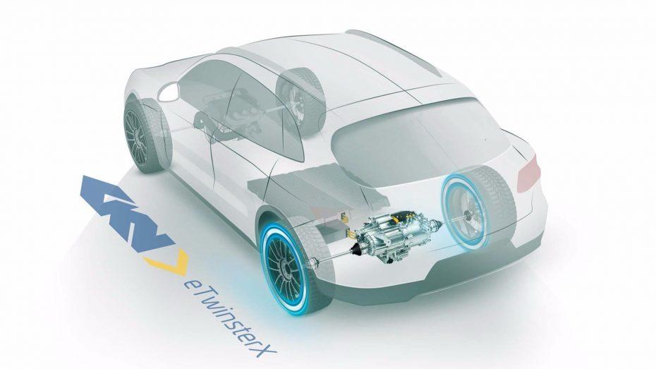 Te presentamos el eTwinsterX: Un novedoso sistema que puede revolucionar la industria del automóvil