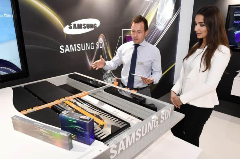 Samsung apuesta por los paquetes de baterías modulares y la cosa pinta bien…