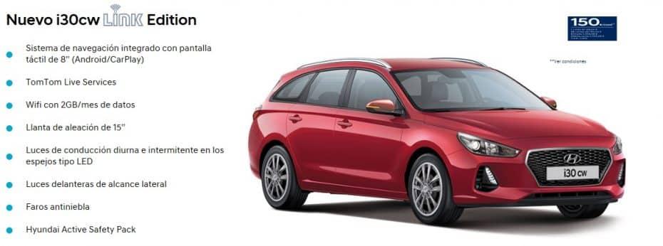 Nuevo Hyundai i30 «Link Edition»: Más conectividad y menor precio