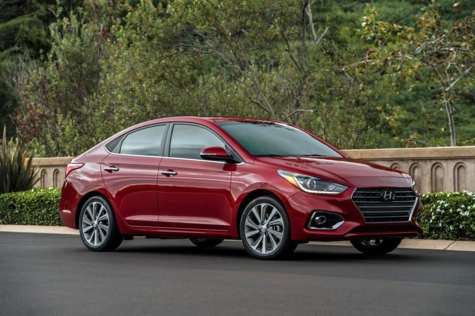El Hyundai Accent estrena generación para Estados Unidos: Será uno de los coches más baratos