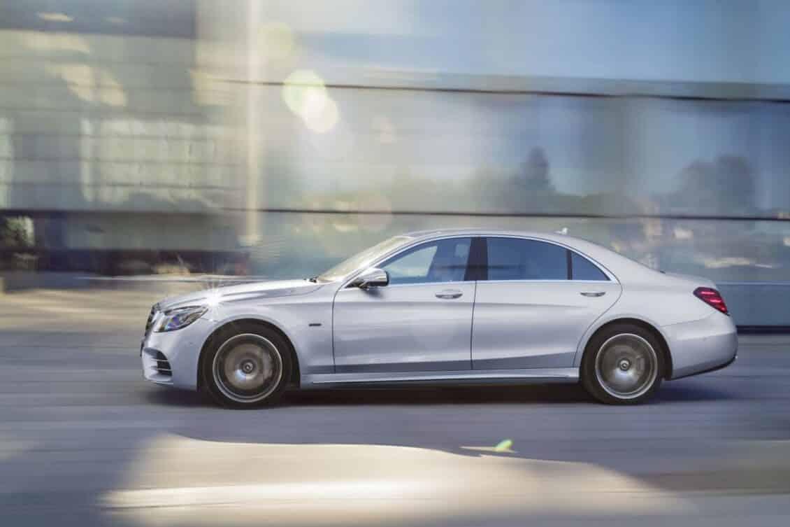 Nuevo Mercedes S560e Plug-In Hybrid: Sólo 2,1 L/100