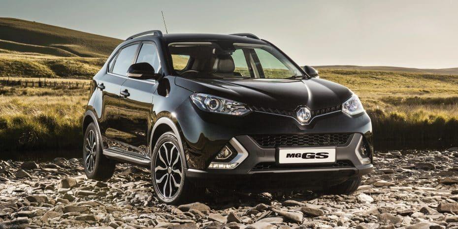Cinco estrellas en las pruebas de choque para un vehículo chino: El MG GS gana en puntos al C-HR