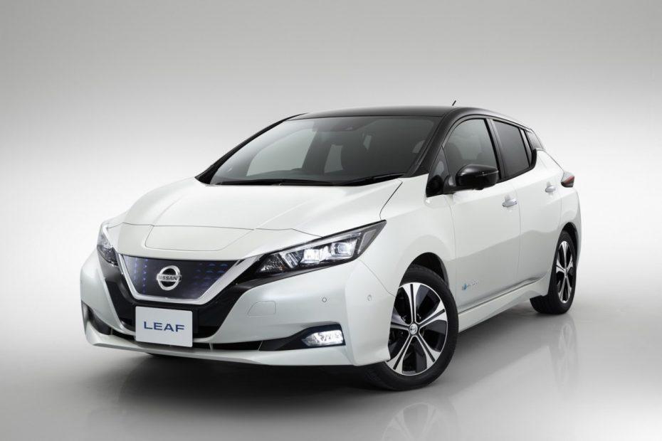 Ya puedes reservar el nuevo Nissan Leaf: De momento en edición especial con sistema ProPilot