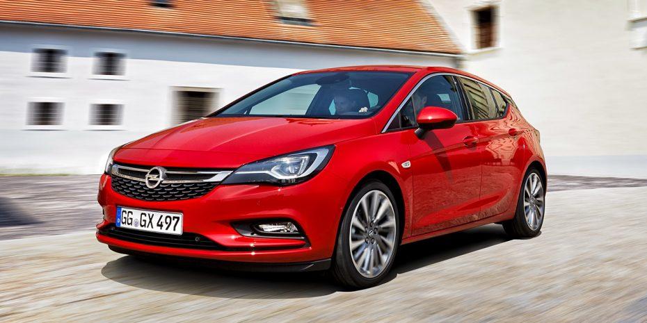 Nuevo Opel Astra ecoM: Otra alternativa a metano