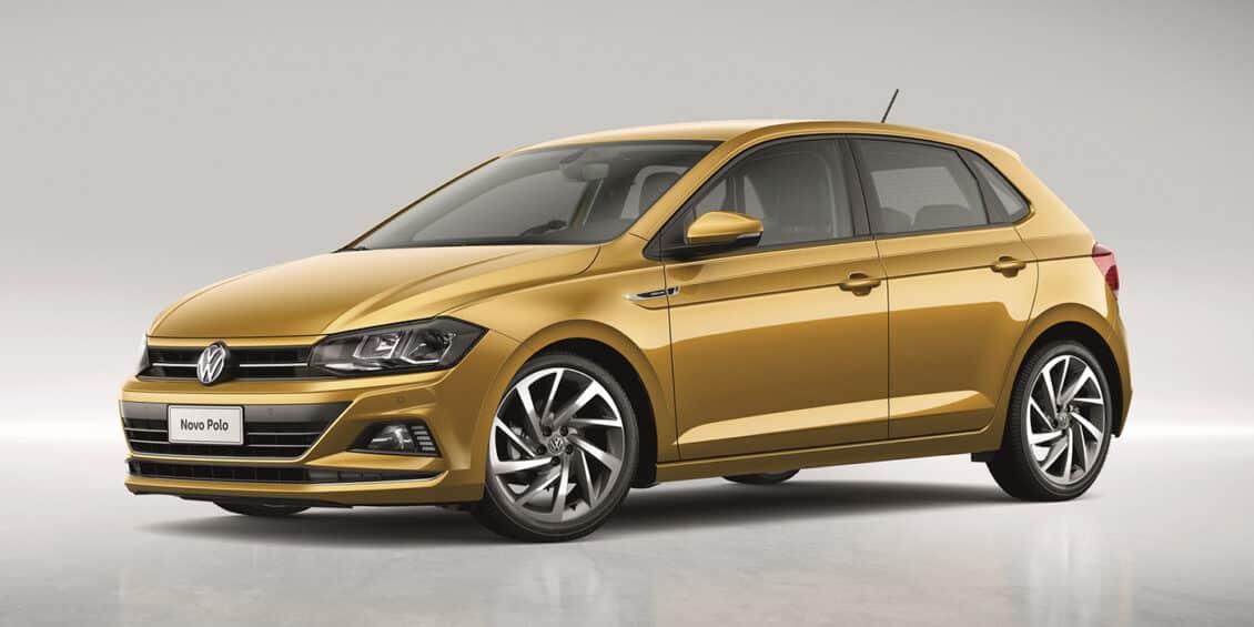 Así es el nuevo Volkswagen Polo brasileño: MQB, Virtual Cockpit y 200TSI principales novedades