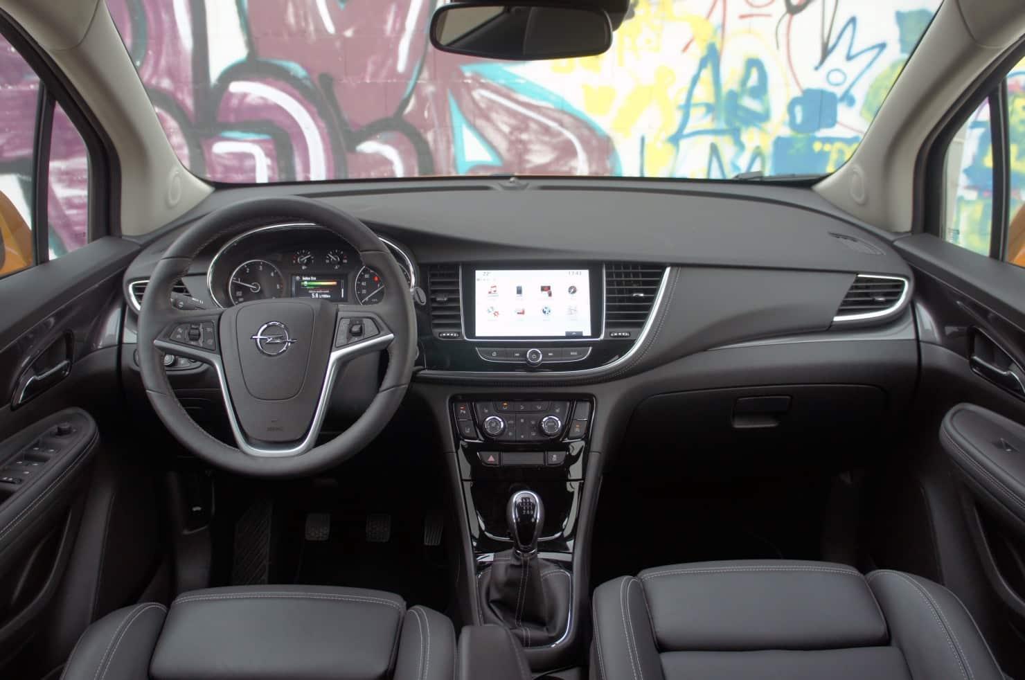 Opinion Y Prueba Opel Mokka X 1 6 Cdti Diesel