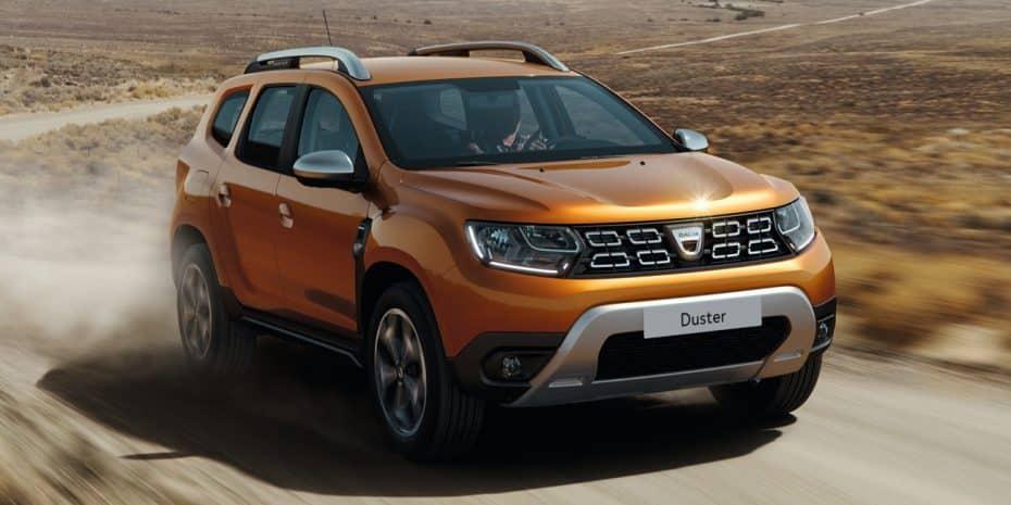 El nuevo Dacia Duster podrá tener mucho más equipamiento, incluida la visión 360º