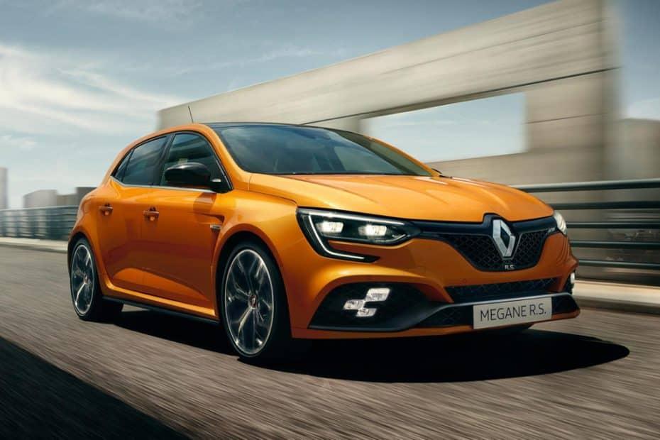 Oficial: Nuevo Renault Mégane RS, hasta 300 CV para la máxima diversión