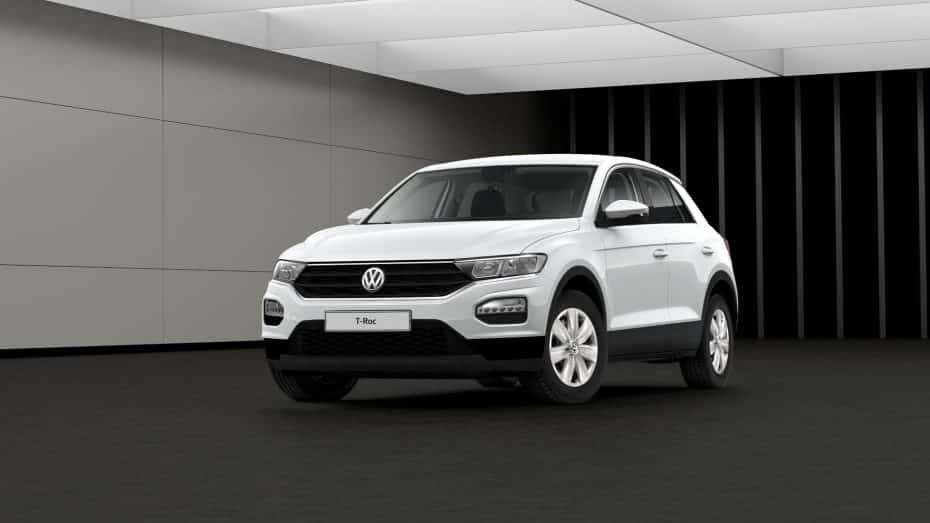 Todos los precios del VW T-Roc para Alemania: Juzga tú mismo