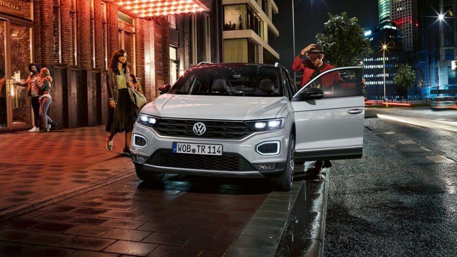 Nuevo Volkswagen T-Roc 2.0 TSI «Limited Edition»: Sólo 150 unidades para España, a tope de equipo y muy caras