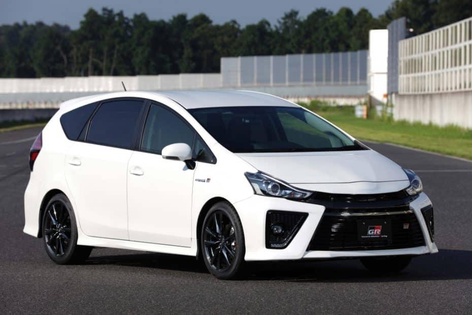 Toyota Japón presenta la gama «Gazoo Racing»: De aspecto más agresivo