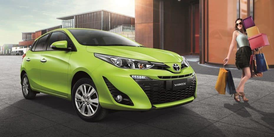 El Toyota Yaris-L se pone al día: Más agresivo