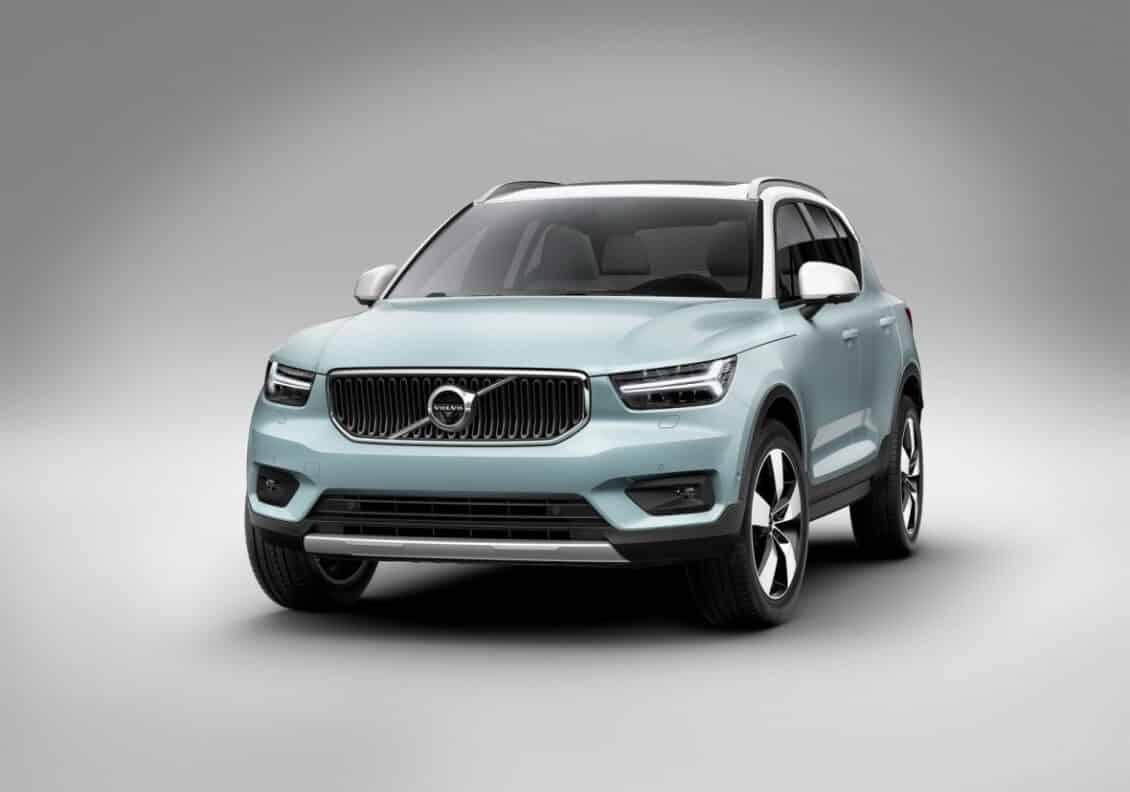 Precios y equipamiento del nuevo Volvo XC40 para España: Más de 40.000 € para el más asequible por ahora