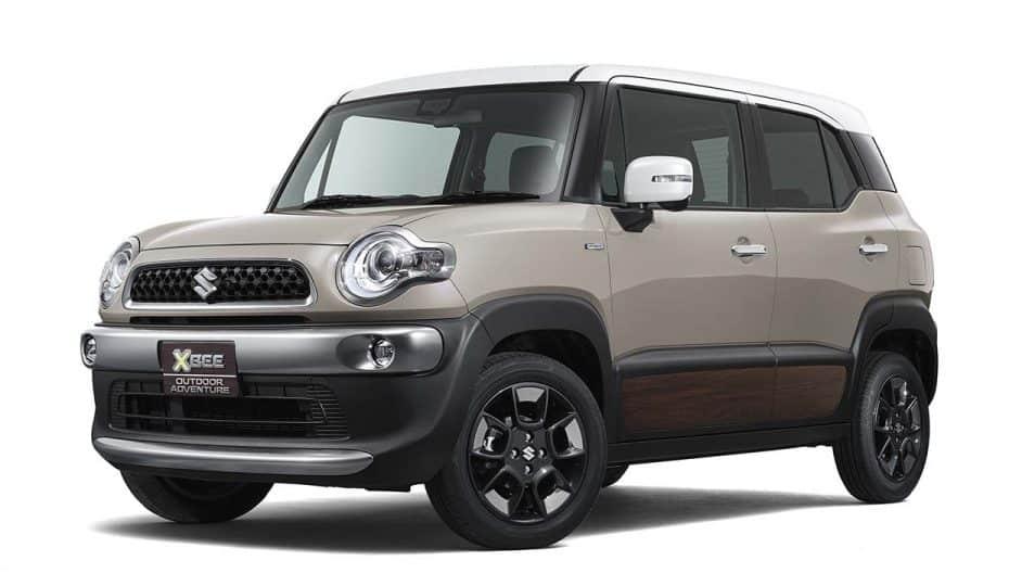 Nuevo Suzuki XBee, un kei-car muy personal y diferente