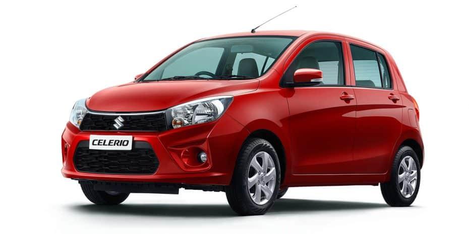 Ligeros cambios para el Suzuki Celerio: De momento sólo para la India