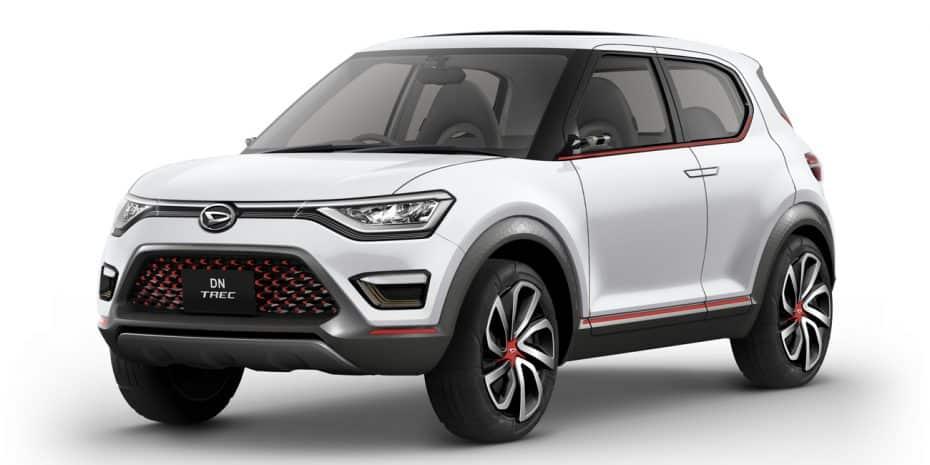 Nuevo Daihatsu DN-Trec Concept: ¿Un sucesor para el Terios?