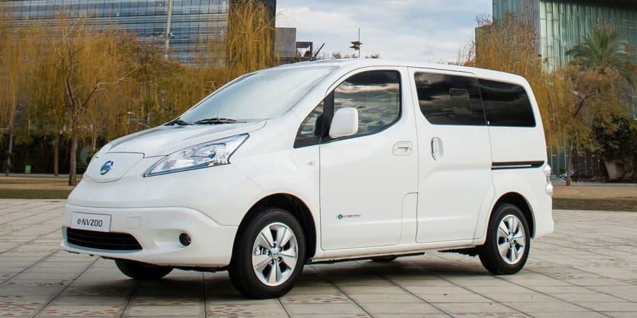 El Nissan e-NV200 se actualiza y mejora notablemente su autonomía eléctrica