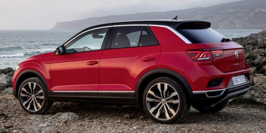Nuevas imágenes del Volkswagen T-Roc: Tomadas en Portugal