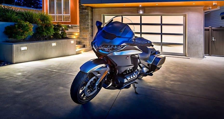 Te presentamos la nueva Honda Gold Wing 2018: La motocicleta de tus sueños en 70 imágenes