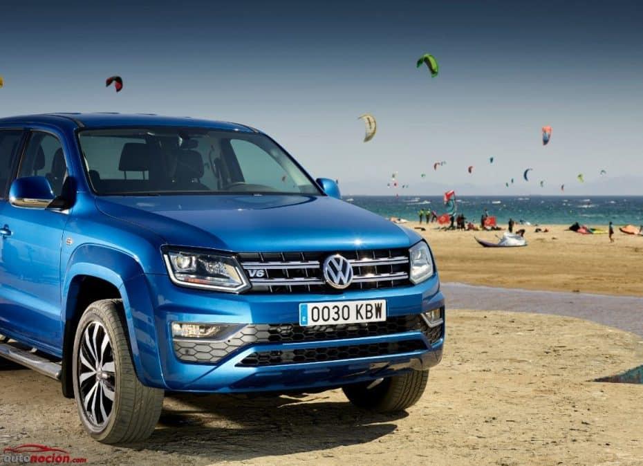 Así es la nueva gama Volkswagen Amarok para España