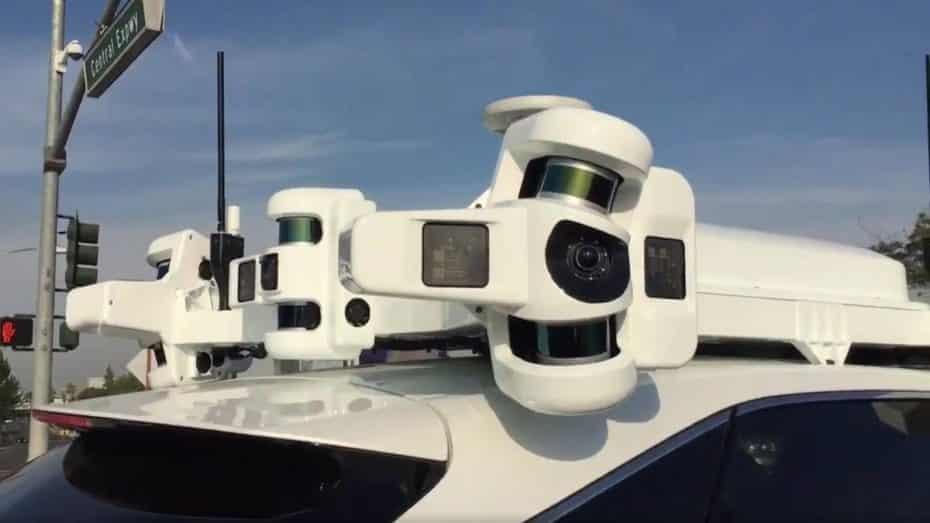'Project Titan' ¿El sistema autónomo de Apple al descubierto por primera vez?