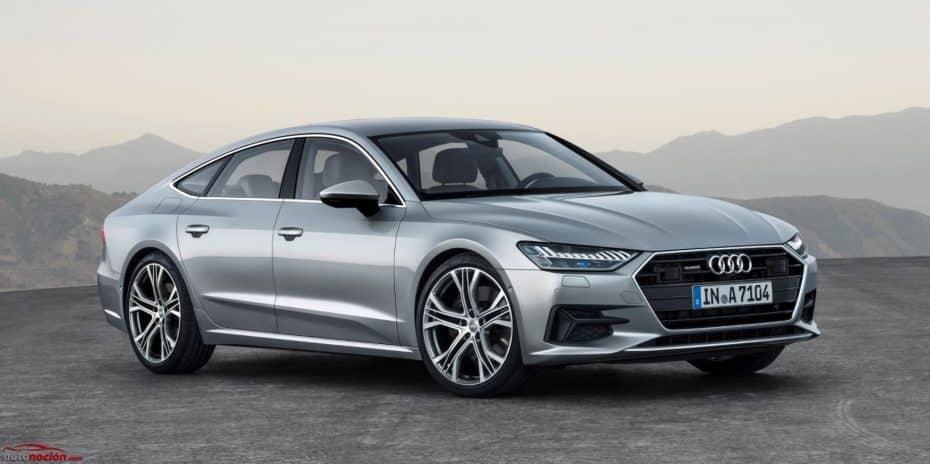 Oficial: Así es el nuevo Audi A7 Sportback