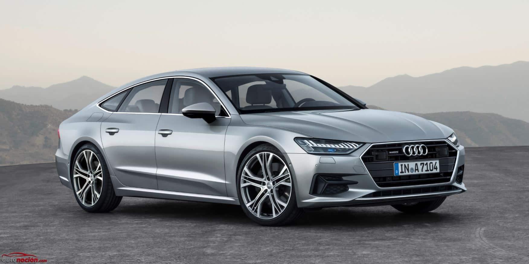 Ya puedes reservar el nuevo Audi A7 Sportback: Aquí su precio