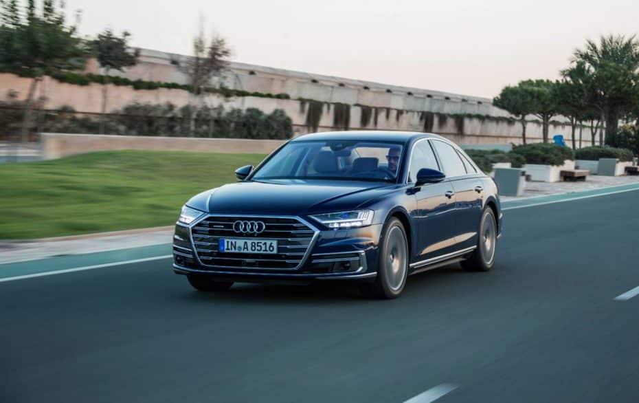 El Audi A8 peligra: 127.000 Audi llamados a revisión por continuar equipando el software del 'Dieselgate'