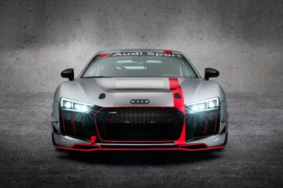 ¿Tienes 239.580 euros?, vale, nosotros tampoco pero atento a este Audi R8 LMS GT4